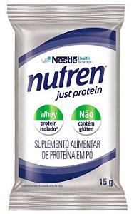 Nutren Just Protein - Sachê 15g