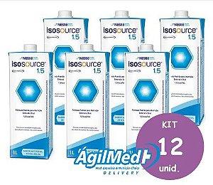 Isosource 1.5 - 1L - Caixa com 12 litros