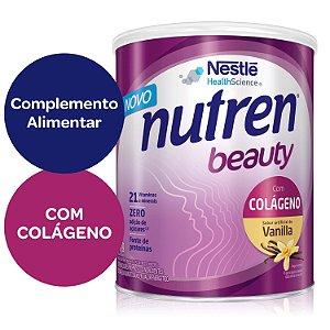 Nutren Beauty Sabor Baunilha - 400 g