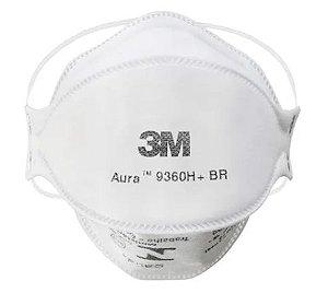 Máscara 3M Aura 9360H - PFF2 Hospitalar