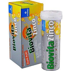 Biovita Zinco 10 cp Efervescentes
