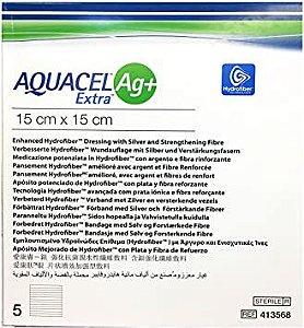 Curativo Aquacel Ag+ Extra 15cm x 15cm