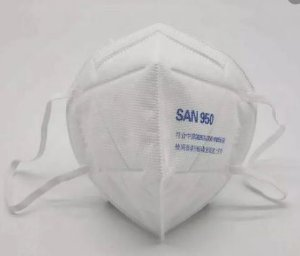 Proteção Respiratória PFF2 SAN 950 Nutriex