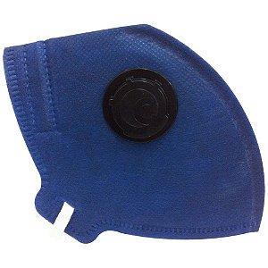 Proteção Respiratória PFF2 Com Válvula Camper - Unidade
