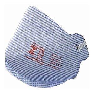 Proteção Respiratória PFF2 MaskFace Listrada - Unidade