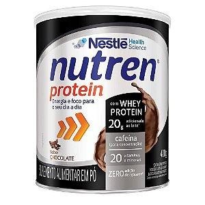 Nutren Protein Chocolate 400g VALIDADE 01/01/2021