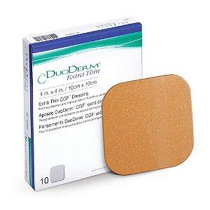 Curativo Duoderm Extra Thin 10 x 10cm c/ 10 unid. Convatec