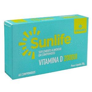 Vitamina D 2.000UI c/ 60 cp. Vitamed