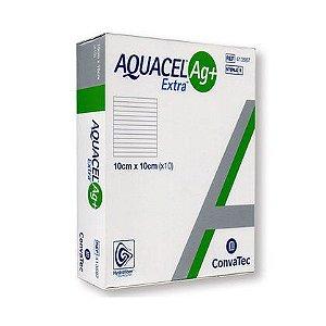 Curativo Aquacel Ag+ Extra 10cm x 10cm