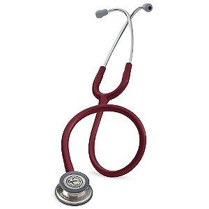 Estetoscópio Cardiológico Ad/Ped 5627 vinho Littmann 3M