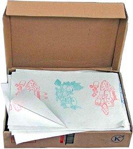 Papel Acoplado  para Frios – Medida 30 cm x 38 cm