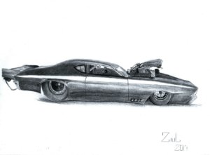 Chevelle 1966 Promod