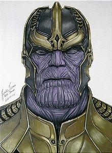Thanos - Vingadores Guerra Infinita - Original