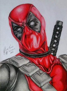Deadpool Fanart - Original
