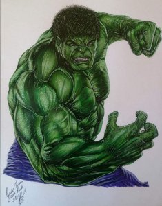 O Incrível Hulk - Versão 1990 - Original