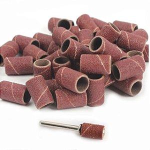 10 Refil de lixa send para Bloca mandril