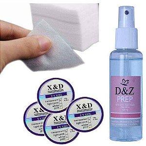 Kit higienização