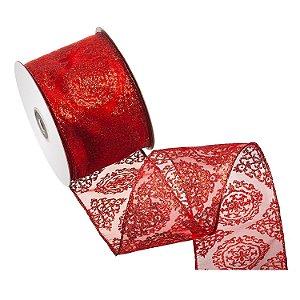 Fita vermelha design vermelho brilhante A108398