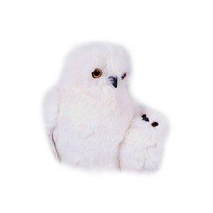 Coruja das neves c/ bebe coruja branca G559312