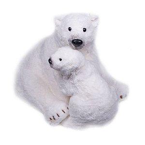 Urso Polar c/ bebe urso G559316