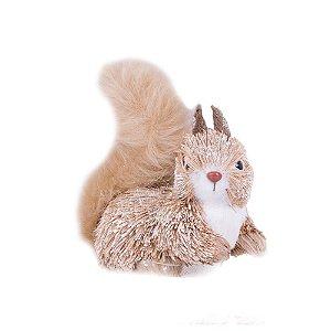 Esquilo Sentado Caramelo G559321