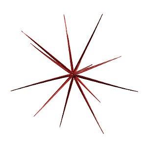 Estrela Sputnik vermelha G159475