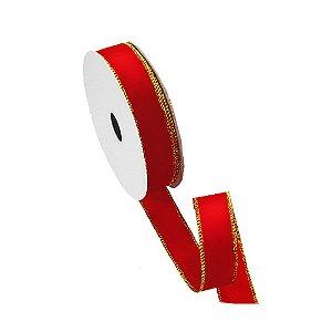 Fita veludo vermelha A10101
