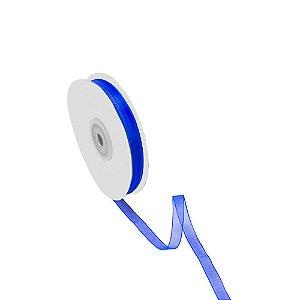 Fita organza azul bic 0,95cm x 50m A209908