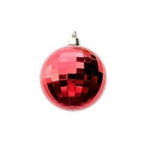 Bola Vermelha Disco 10cm - G150977