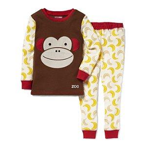 Pijama Skip Hop Zoo Macaco