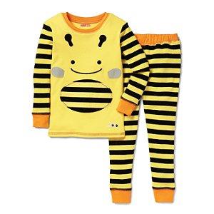 Pijama Skip Hop Zoo Abelha