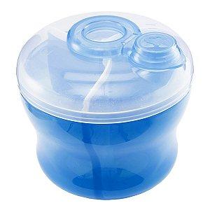 Porta leite azul munchkin