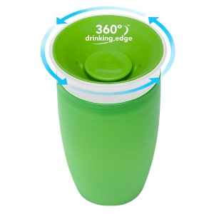 Copo grande 360 verde