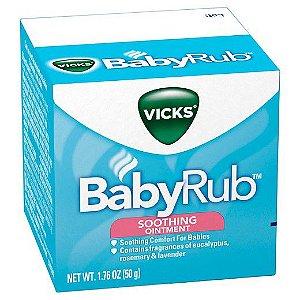 Vick Rub Baby