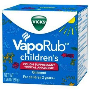 Vick Rub Children's- 50g