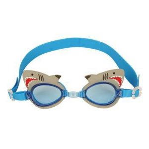 Óculos de natação UV- Tubarão