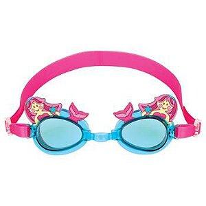 Óculos de natação UV- Sereia