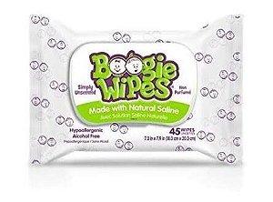 Boogie Wipes- 45 lenços