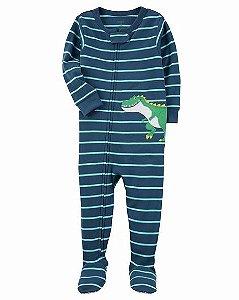 Pijama Dino verde- Carters