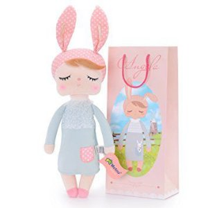 Boneca Metoo Doll Angela Grey Bunny - Metoo