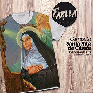 Camiseta Santa Rita de Cássia