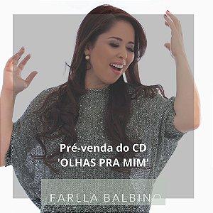 PRÉ-VENDA do CD OLHAS PRA MIM