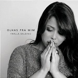 CD - ÁLBUM  OLHAS PRA MIM