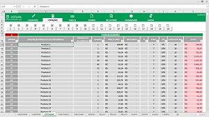 Pacote de Planilhas para Compradores em Excel 6.0