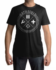 Camiseta BF1 Battlefield 1 Classes