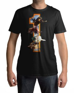 Camiseta BF1 Battlefield 1 Number One