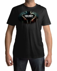 Camiseta COD Call of Duty BlackOps