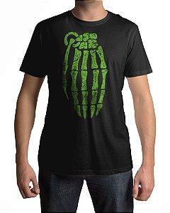 Camiseta Hand Grenade