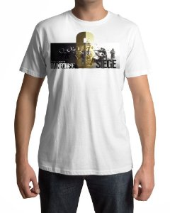 Camiseta R6 Rainbow Six Siege Confronto