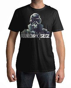 Camiseta R6 Rainbow Six Siege Mute